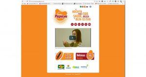 Website Brazilian Papaya